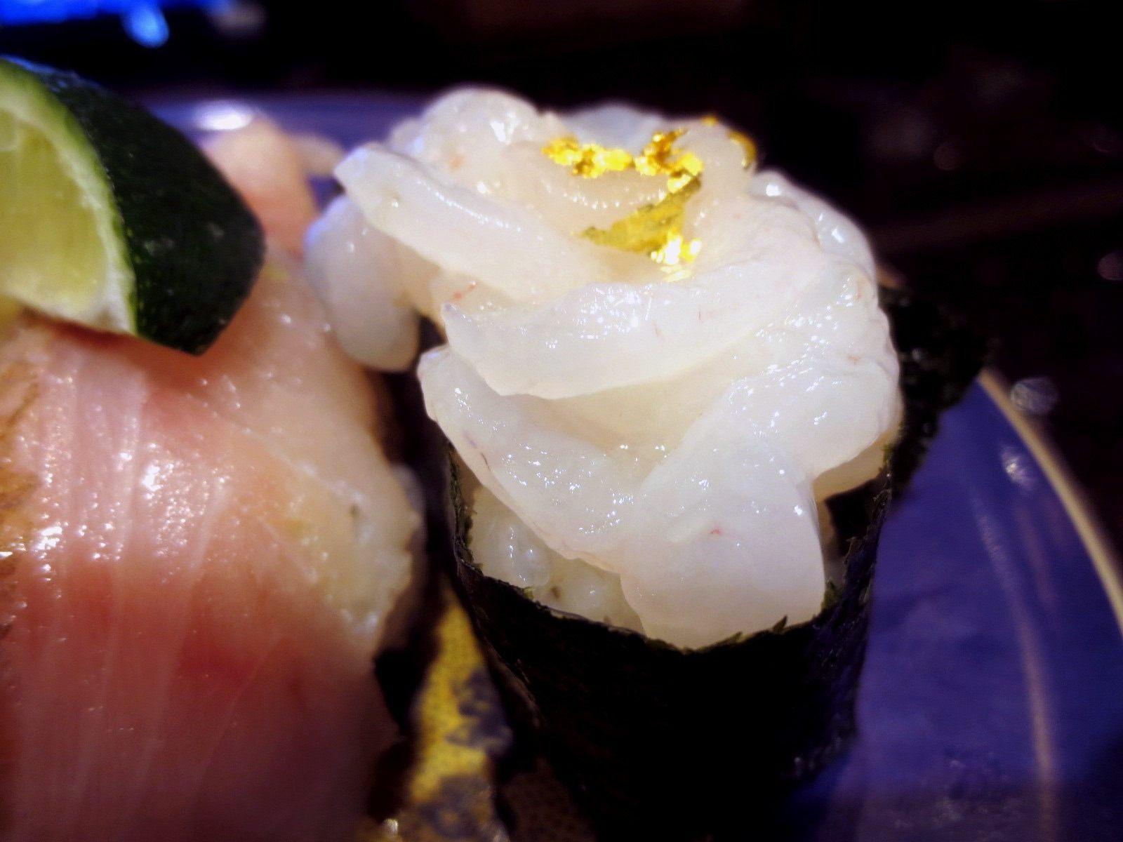 Toyama White Shrimp Battleship