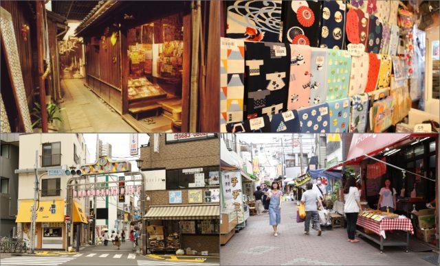 感受東京傳統風情,享受當地人最愛美食之行程