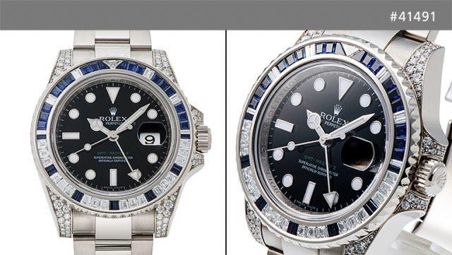 ROLEX / GMT MasterⅡ 116759SA