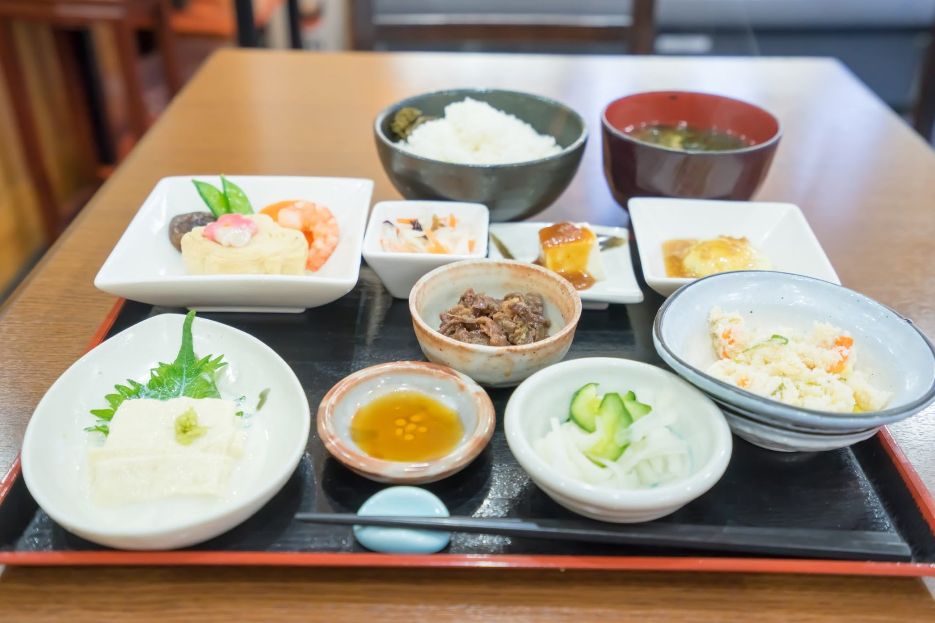 湯波多種吃法套餐 1600日圓