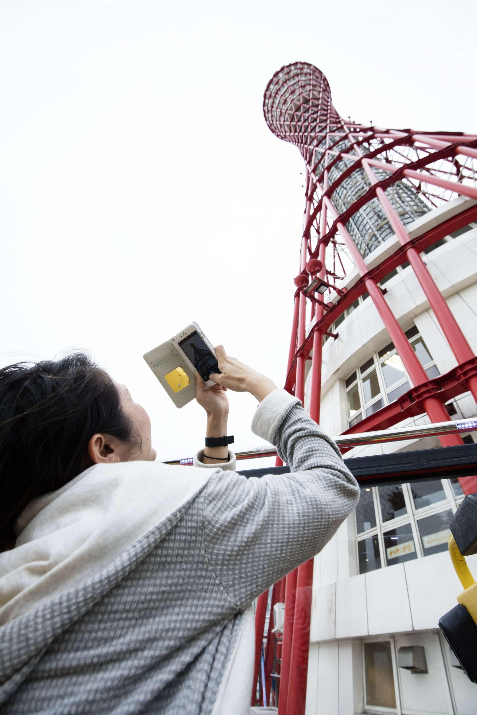 在神户的著名地标神户港塔打卡留念吧♪