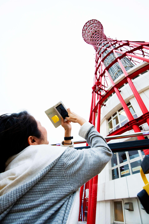 在神戶的著名地標神戶港塔打卡留念吧♪