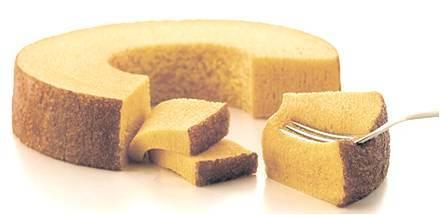 直型年轮蛋糕 柔软口感 1,188日圆