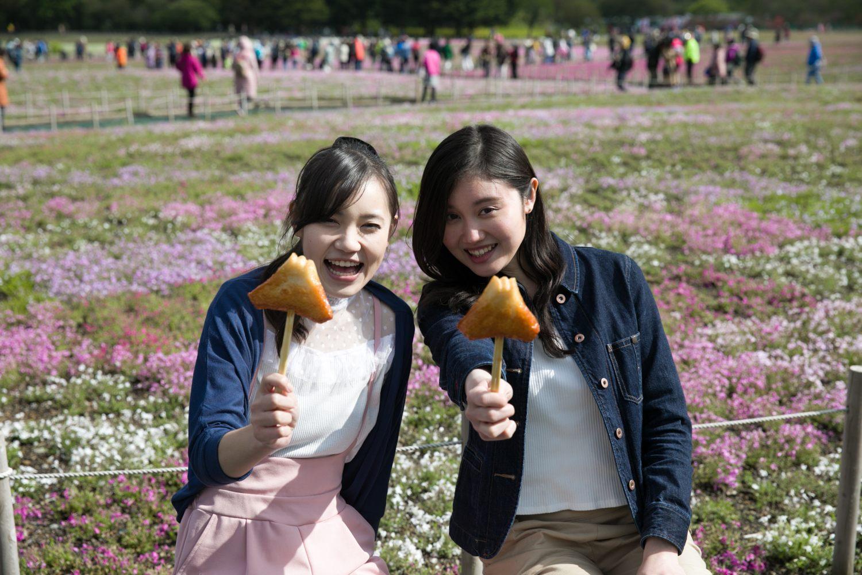 富士山炸鱼饼口感Q弹,吃起来满足感十足!