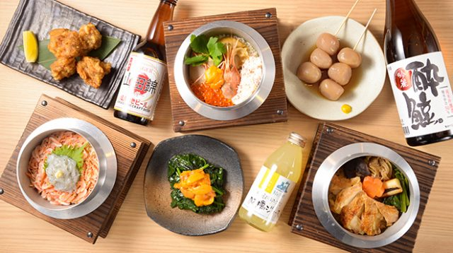 Gathering Information About Delicious Food From All Over Japan! editor's fav Rurubu Kitchen Asakusa Ekimise