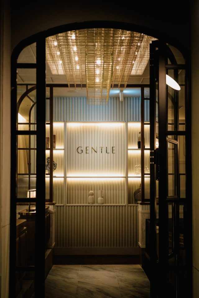"""GENTLE,"" opened in July of 2019"