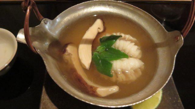 在銀座的日本料理名店「Ginza Toyoda」享用午餐