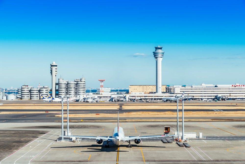 東京的空中玄關分別是成田機場和羽田機場