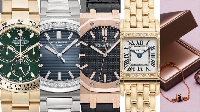 2020年新春推薦的手錶是哪一隻呢?東京名牌手錶店為您選出今期流行的四款名牌手錶!