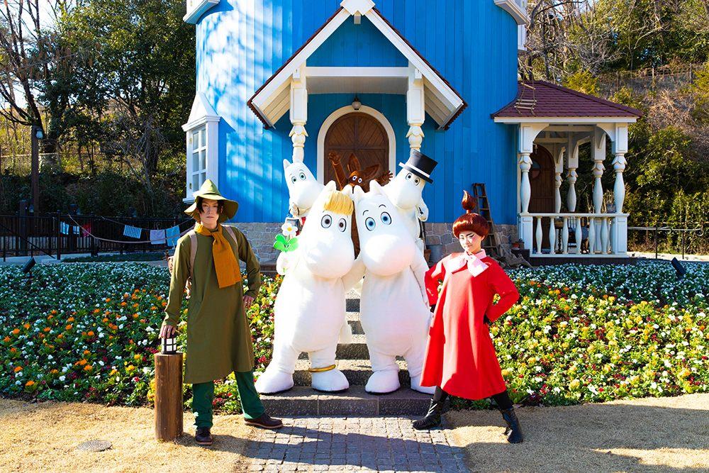 去和噜噜米相遇吧! / © Moomin Characters TM