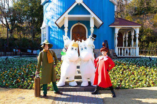 去和嚕嚕米相遇吧! / © Moomin Characters TM