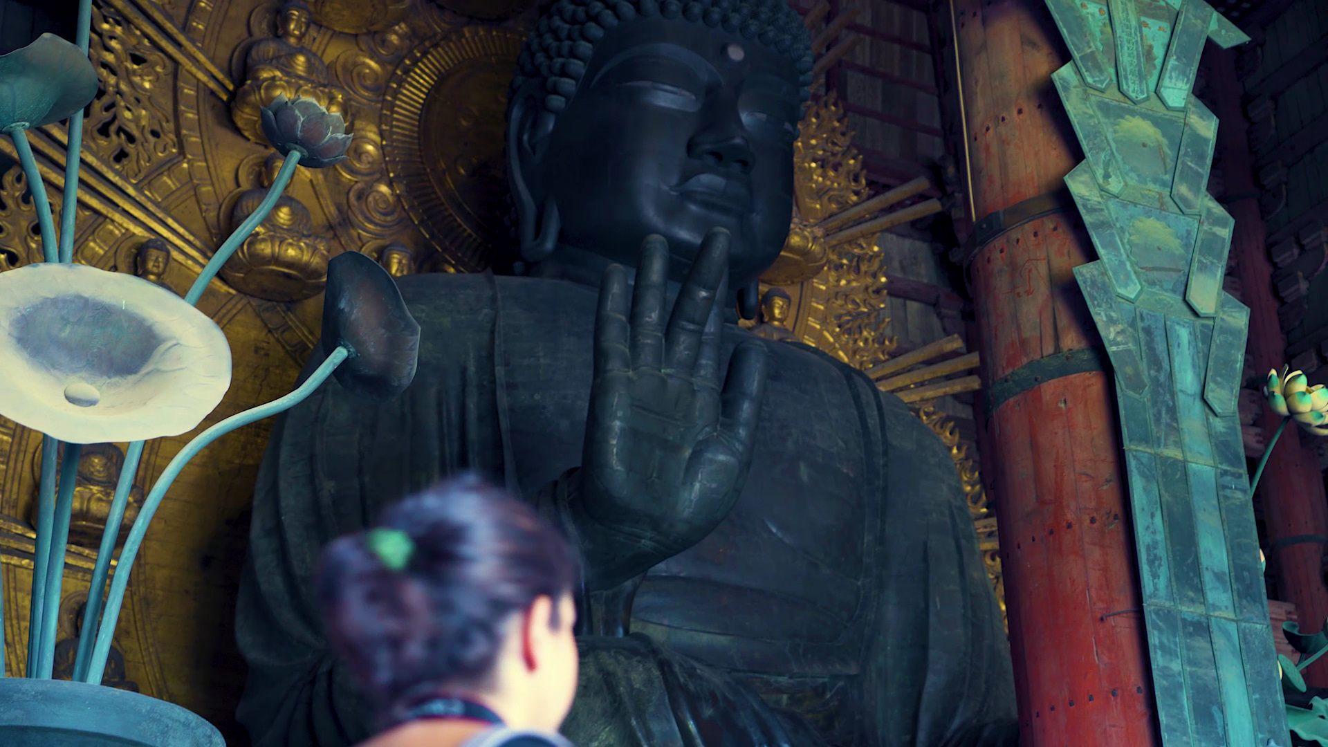 有名な奈良の大仏