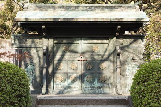 德川家靈廟