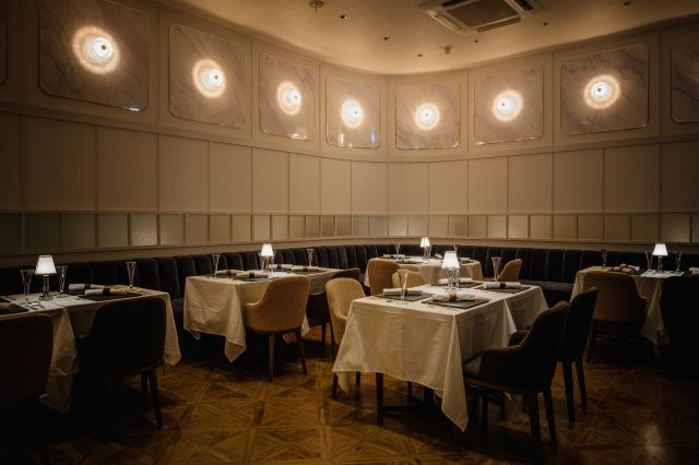 非常適合招待重要客人的餐廳GENTLE
