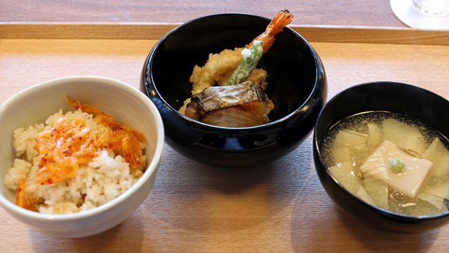Part of the lunch course offered in spring of 2016