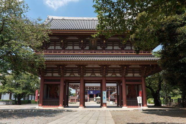 The Nio-mon Gate