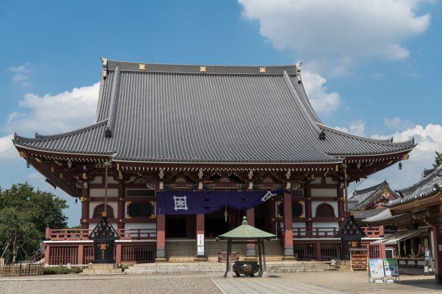 The Daido Main Hall