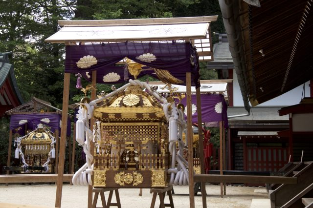 The Kurayami Matsuri