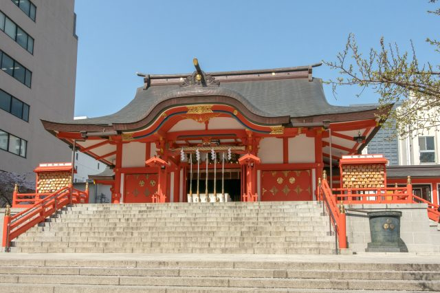 The Shaden (Main Shrine)