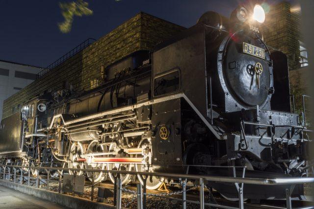 D51型蒸汽機關車