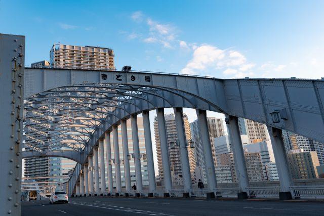 可步行通過橋樑