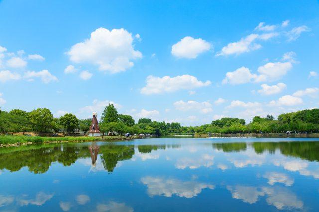 Ukima Pond