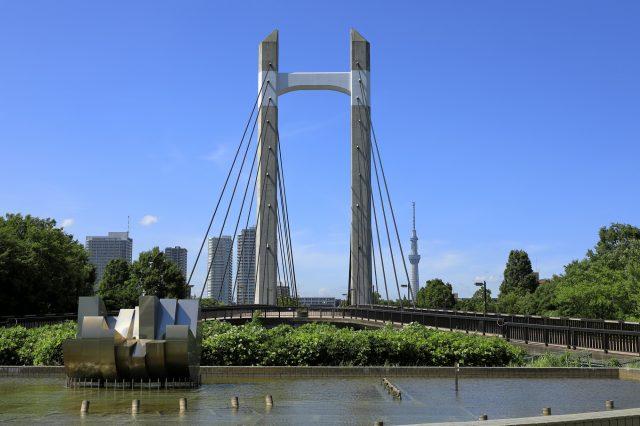 木场公园大桥