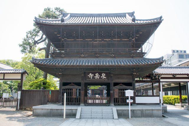 The Sanmon Gate