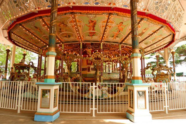 旋轉木馬「Carousel EL Dorado」