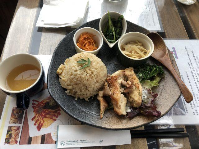 午餐:來自農家的家鄉菜