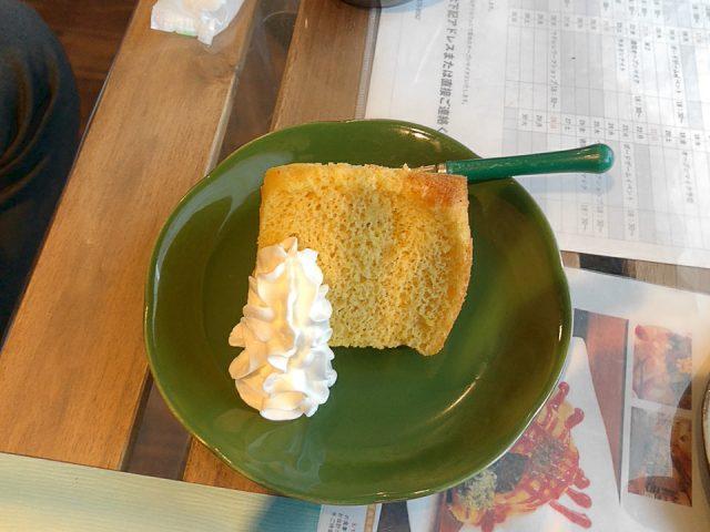 自家製蛋糕