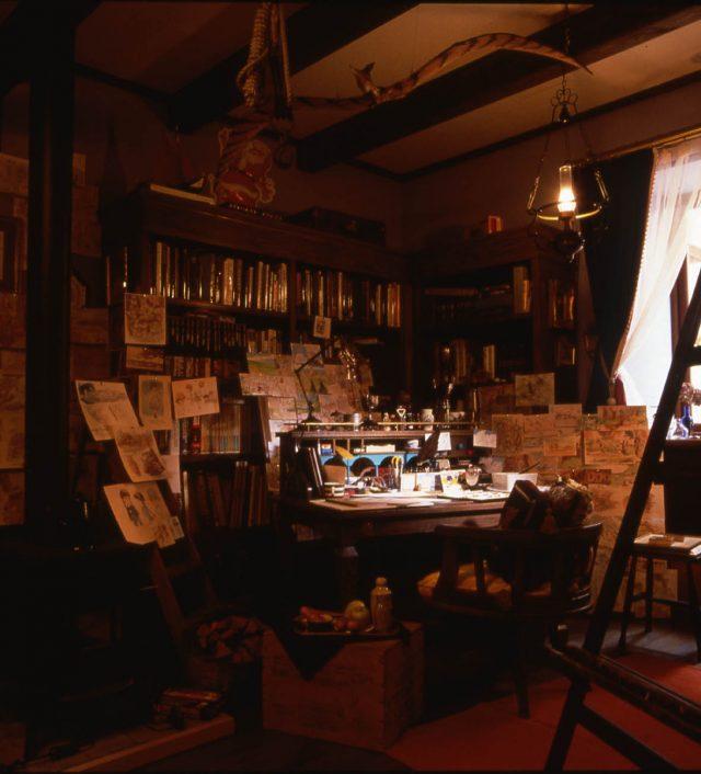 電影誕生的地方 © Museo d'Arte Ghibli