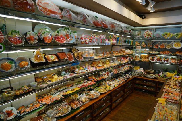 栩栩如生的食物模型令人看花眼