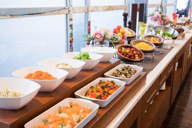 開胃菜&蔬菜沙拉自助餐