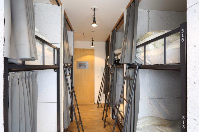 宿舍(2,400日圓~)