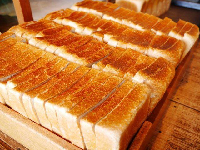 吐司麵包「角食」
