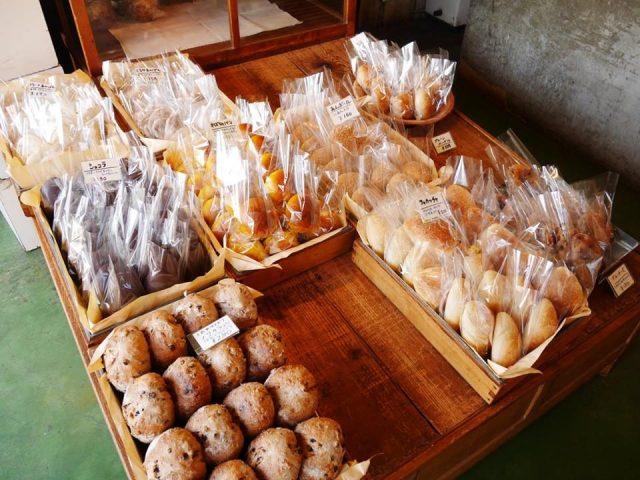 每個都看起來很好吃的麵包