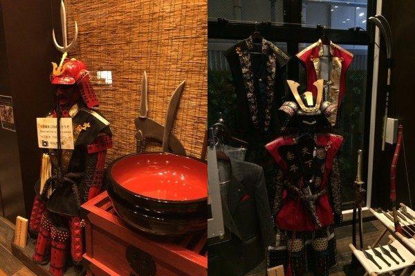 Samurai Outfit