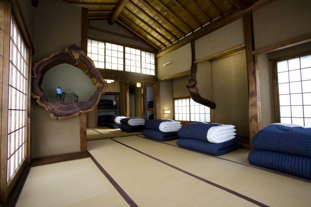 榻榻米房間 男性宿舍