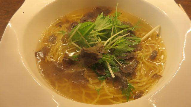Truffle Noodles