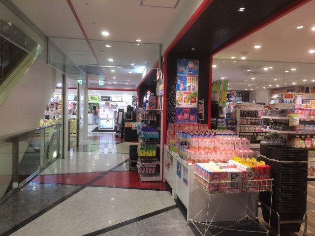 6th floor, Laox health and cosmetics floor