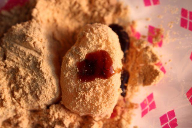 桔梗信玄饼