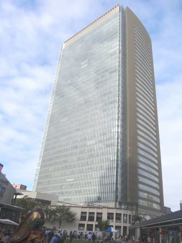 赤坂Biz塔楼大厦 外觀