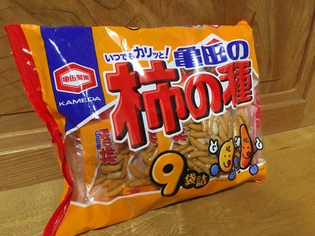 龟田柿种9包装