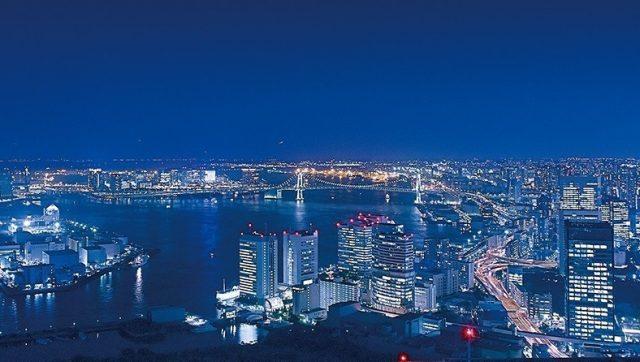 來欣賞美麗的東京夜景吧