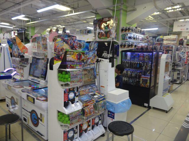 6樓 BIC CAMERA 玩具遊戲區