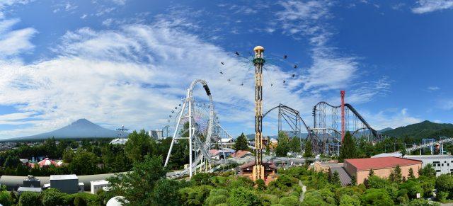 Popular thrill rides!