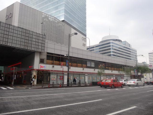 Ginza Inz 1號館外觀