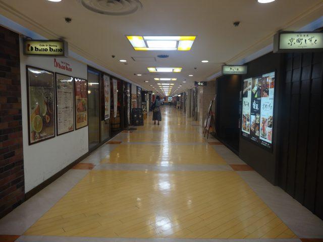 Ginza Inz 2號館,地下1層餐廳區