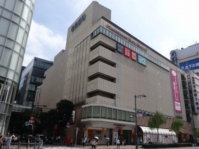 Marronnier Gate Ginza 2, Exterior